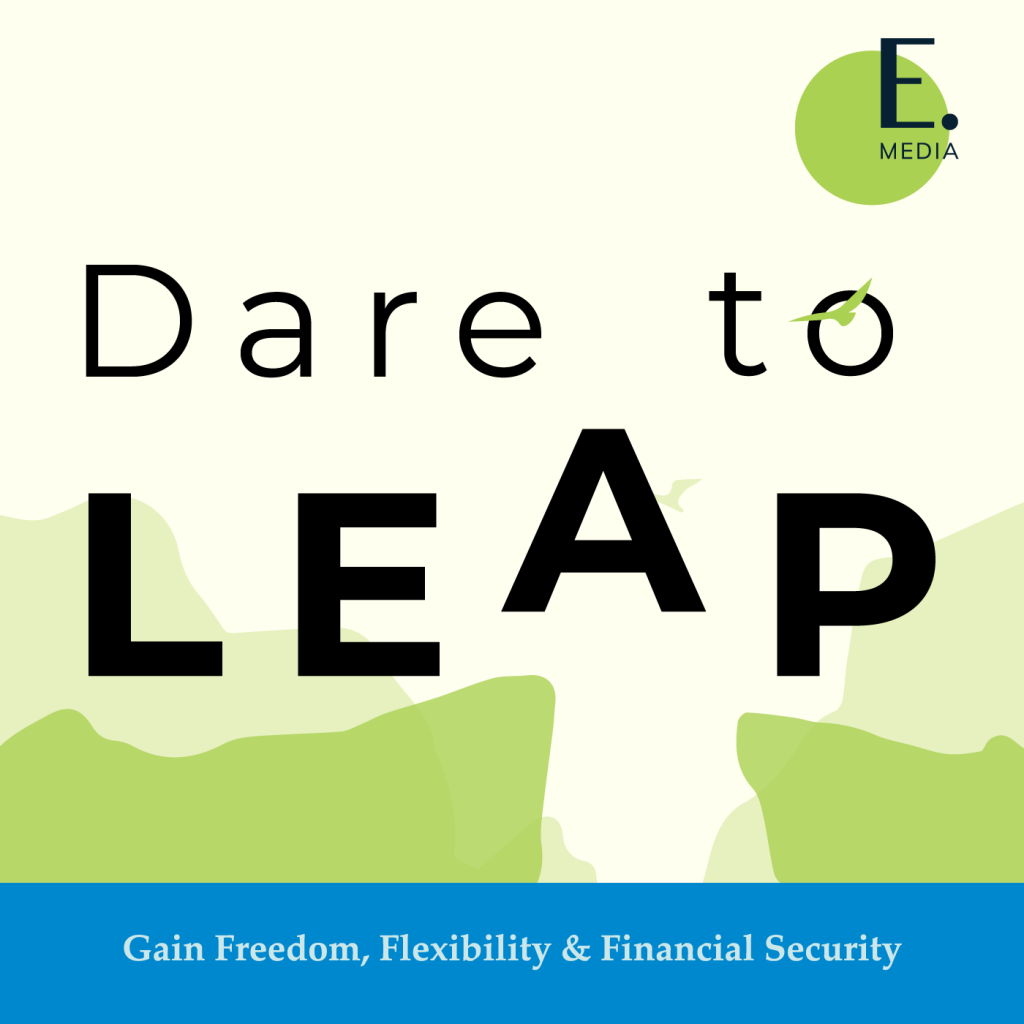 Dare to Leap Podcast with Kathy Goughenour