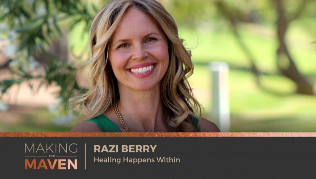 Making the Maven with Razi Berry