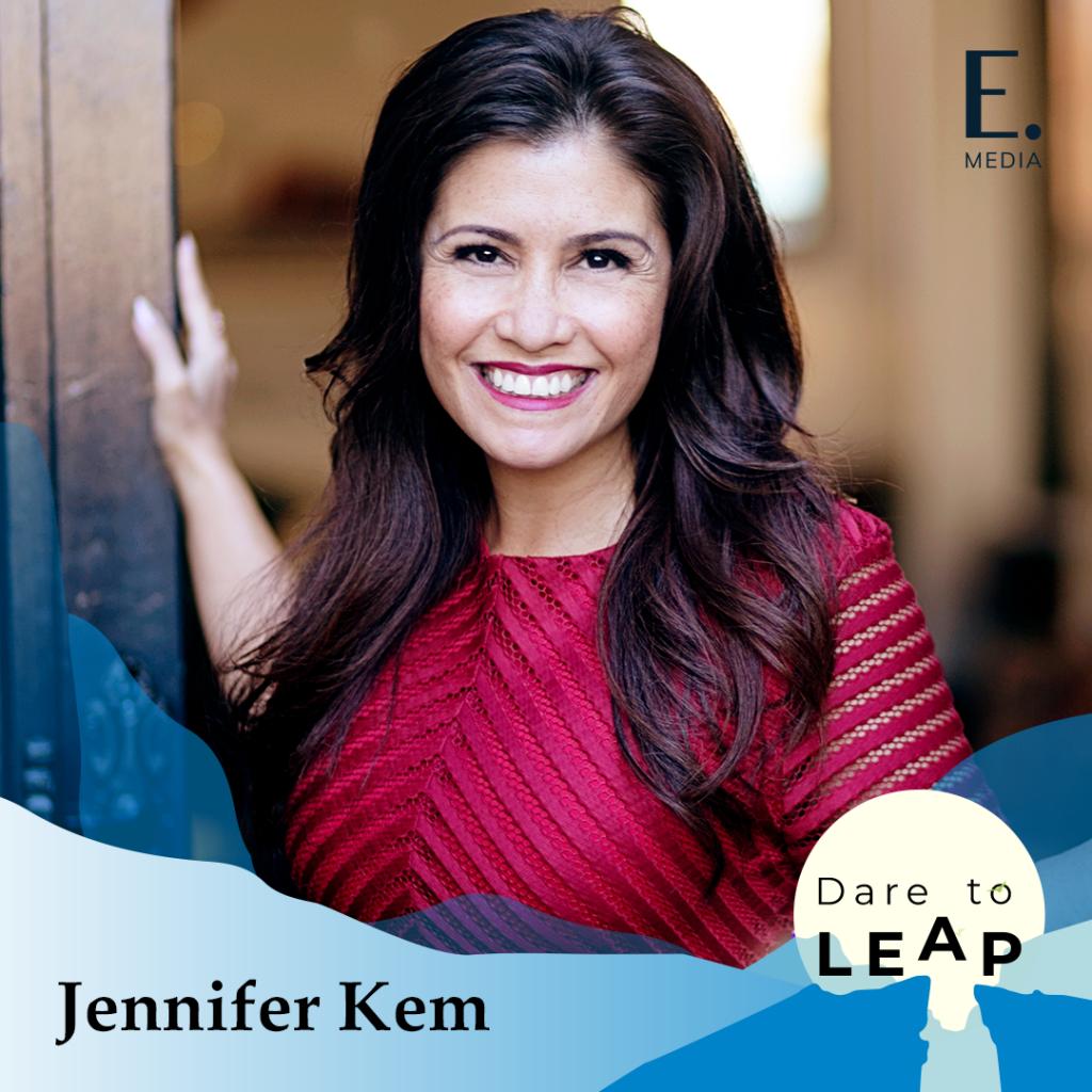 Jennifer Kem   Dare to Leap